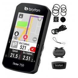 Bryton Rider 750T GPS Set senzori
