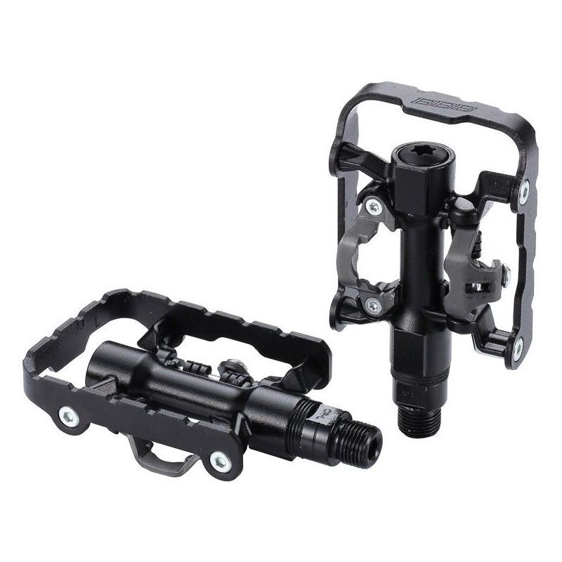 Pedale BBB DualChoice Black
