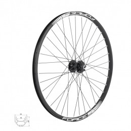 Roata fata Force Basic Disc 28""
