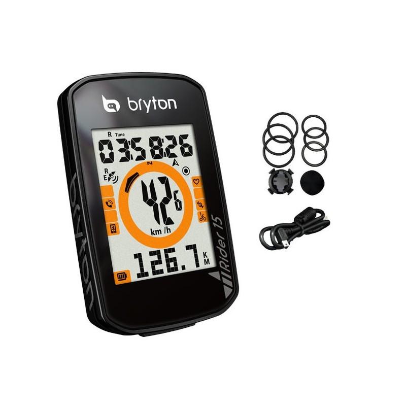 Ciclocomputer Bryton RIDER 15E GPS doar computer
