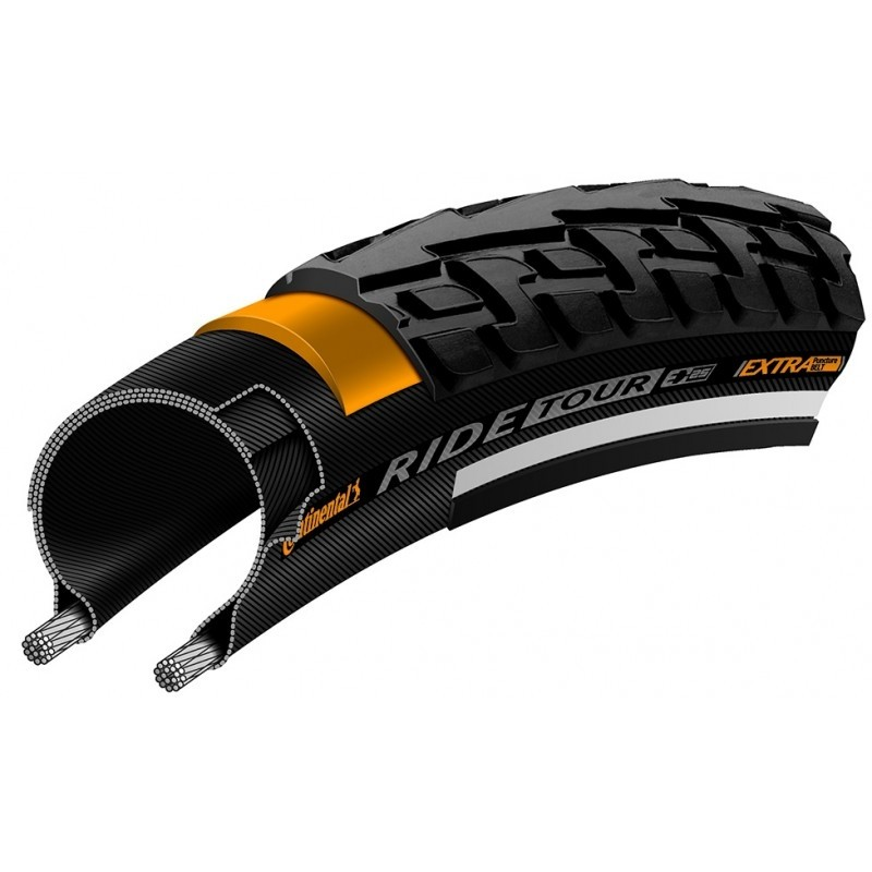 Continental Ride Tour Reflex Puncture-ProTection 28 inch