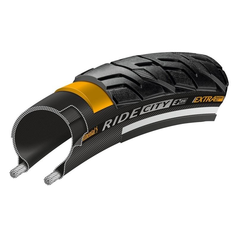 Continental Ride City Reflex EXTRa PunctureBelt 28 inch