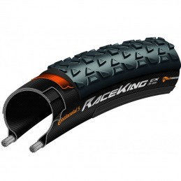 Continental Race King CX Performance pliabila 28 inch