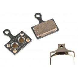 Placute De Frana Shimano K04S Metal