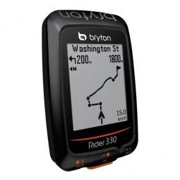 Ciclocomputer Bryton RIDER 330T GPS set (HRM + CAD)