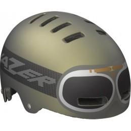 Casca Lazer Street Goggle Brass