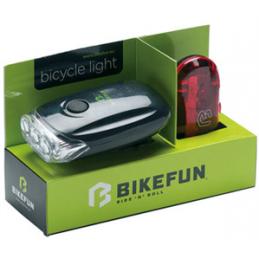 Set lumini BikeFun Blaze