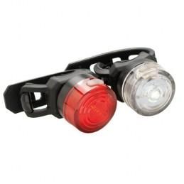 Set lumini BikeFun Licurici Knob 2
