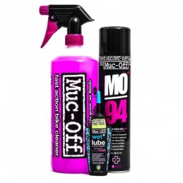 Set Muc-Off Wash Protect & Lube